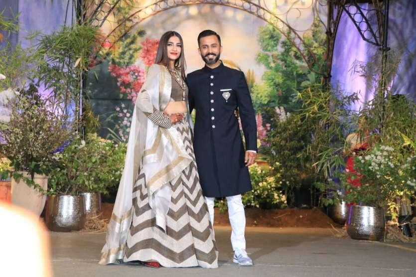 Private Ceremony Reception Later: Sonam Kapoor Wedding Reception: From Alia Bhatt To Shah