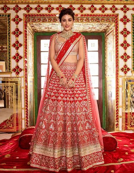 Every Bride To Be Should Hoot For These Top Indian Fashion Designers For Their Wedding Lehenga Tips For Wedding Dresses India Tv News