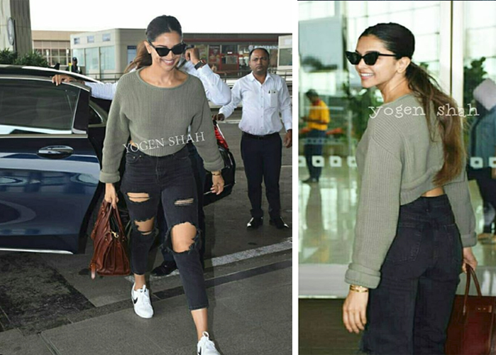 Hair Style Jeans: Deepika Padukone, Parineeti Chopra, Bharti Singh And Other