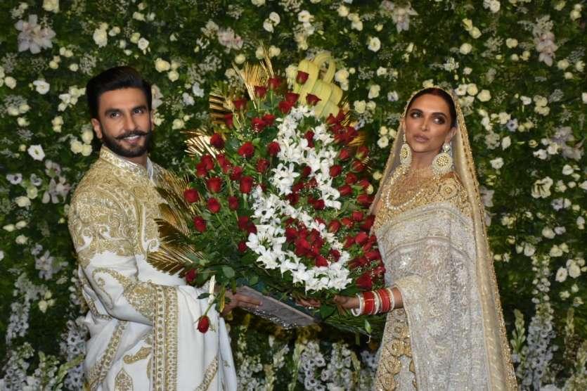 Photo Gallery: Newlyweds Deepika Padukone, Ranveer Singh ...