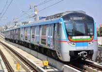 With the launch of another 11-km stretch on Friday, Hyderabad Metro Rail has become the second large