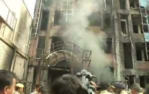 Lucknow: 5 killed, 4 injured as major fire breaks out in