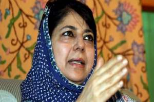 Mehbooba Mufti has denied allegations levelled against her