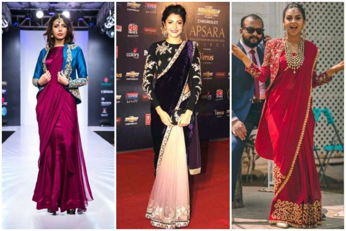 145c2d500f693 6 tips on how to rock the saree this winter   Fashion News – India TV