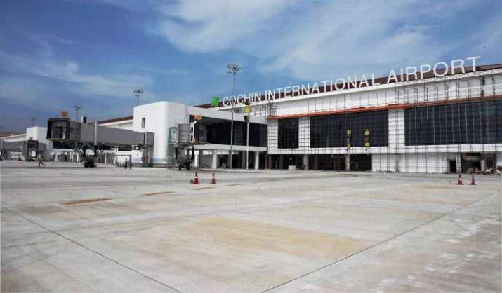 Cochin International Airport opens after two weeks