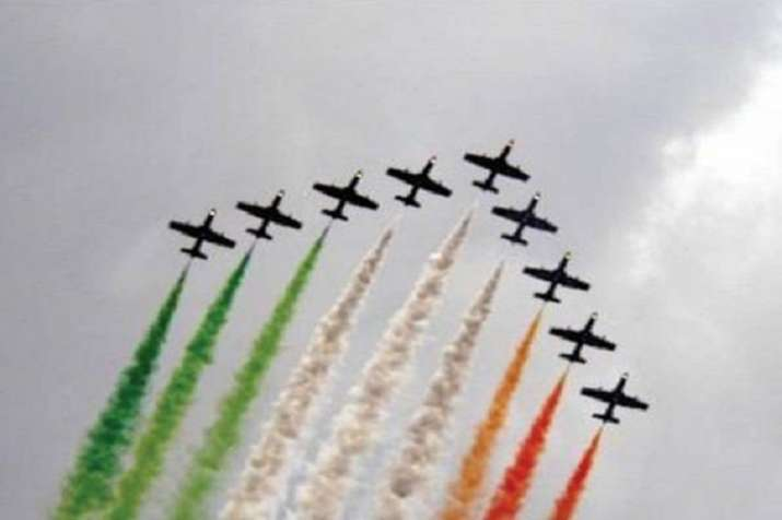 Aero India is a biennial air show and aviation exhibition