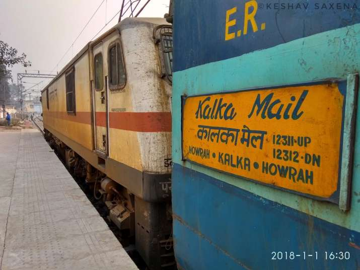 12312 Kalka Howrah Express (File Photo)