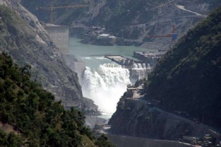The projects include the Shahpur Kandi dam project, a
