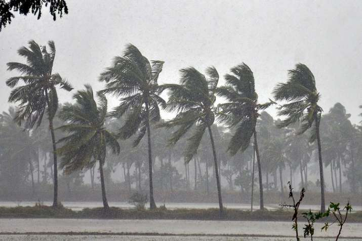 Cyclone Pethai is expected to weaken to depression and