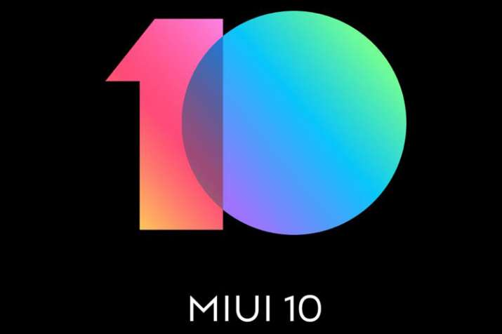 MIUI 10 new beta update brings dark mode to system apps