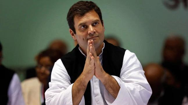 The notice to Rahul Gandhi comes amid the hectic