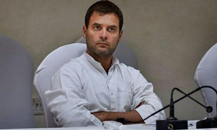 The bench, led by CJI Ranjan Gogoi, rapped Rahul over the