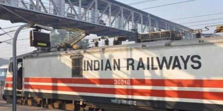 Indian Railways Representational Image