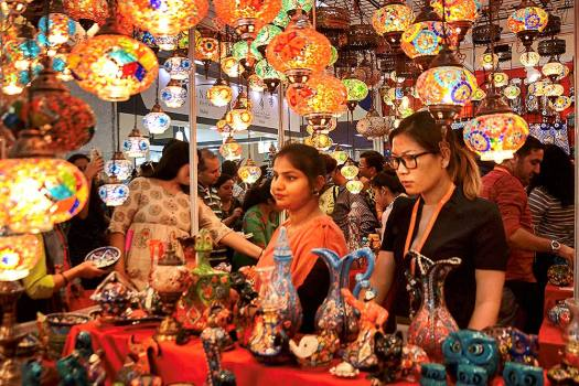 India International Mega Trade Fair (Representational Image)