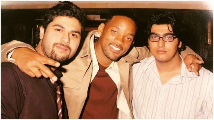 When Arjun Kapoor met 'fresh prince' Will Smith, throwback picture goes viral