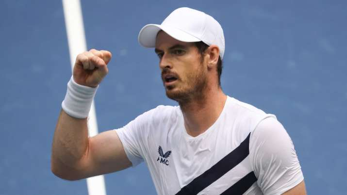andy murray, french open, french open 2020