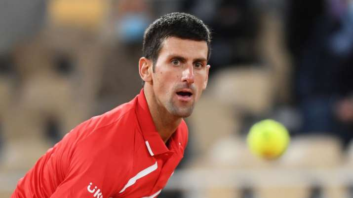 Novak Djokovic drawn with Daniil Medvedev, Alexander Zverev in ATP Finals