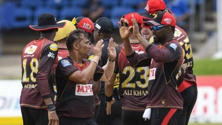 The 2020 CPL was the first franchise T20 tournament to take