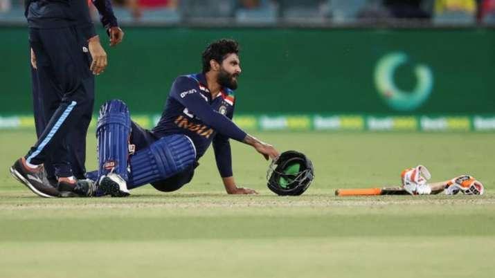 Ravindra Jadeja against Australia
