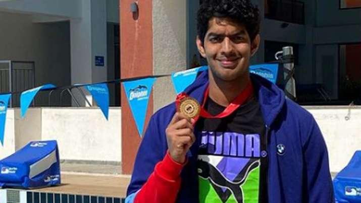 Srihari Nataraj inches closer to Olympic 'A' qualification mark