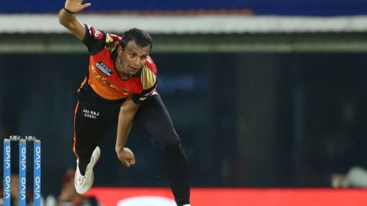 IPL 2021: T Natarajan ruled out of tournament with knee injury