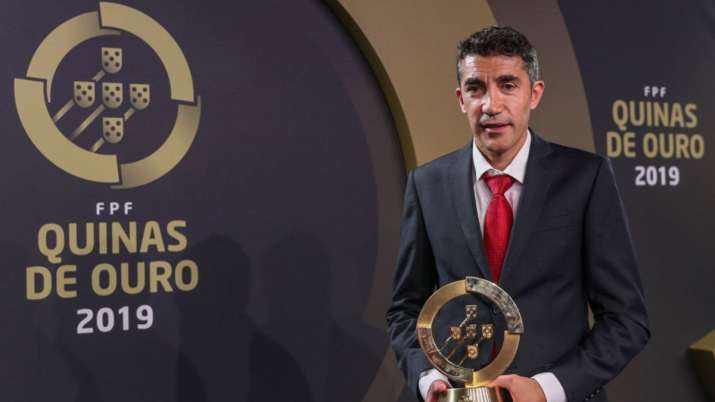Wolves hire former Benfica coach Bruno Lage as manager