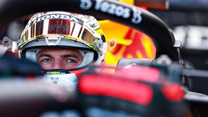 Max Verstappen fastest in 1st practice for Azerbaijan GP