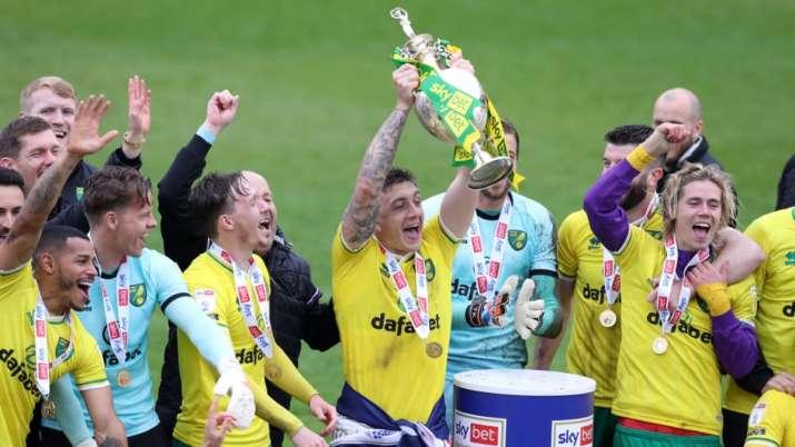 Norwich City drop shirt sponsor after fans' backlash