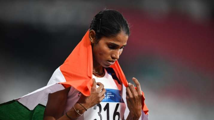 Sudha Singh focussed on qualifying for Olympics in 3000m steeplechase