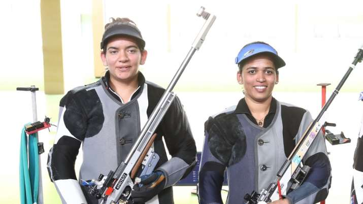 No finals for Anjum Moudgil, Tejaswini Sawant in women's rifle 3P shooting at Tokyo Olympics