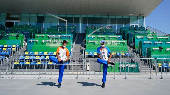Rowers Arjun and Arvind fail to qualify for Tokyo Olympics lightweight double sculls final