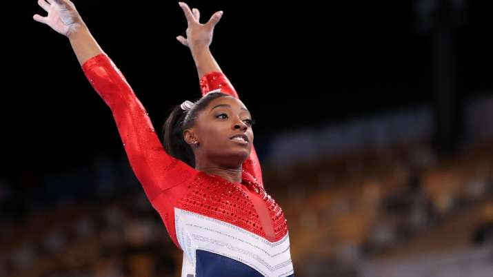 Simone Biles pulls out of individual all-around competition at Tokyo Olympics