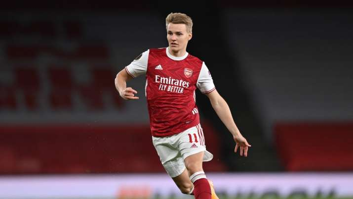 Arsenal reportedly reach agreement with Real Madrid for Odegaard transfer
