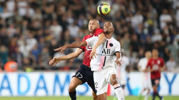 Lille beat PSG 1-0 to win French Champions Trophy for first time
