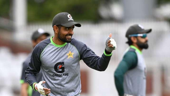 Pakistan captainBabar Azam