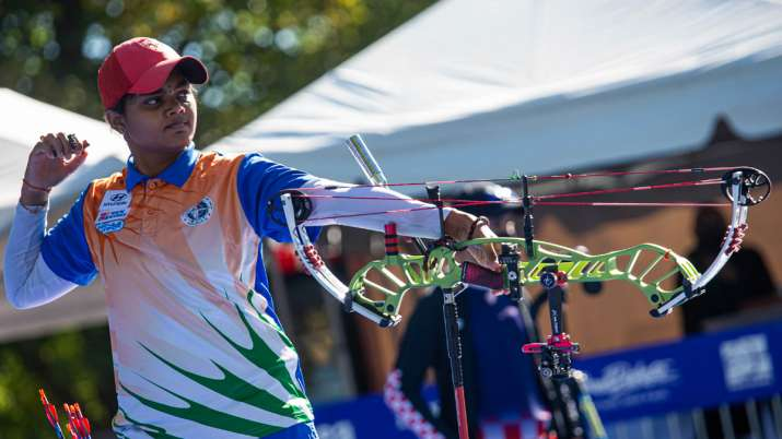 Archery: Jyothi claims silver in compound individual at World C'ships