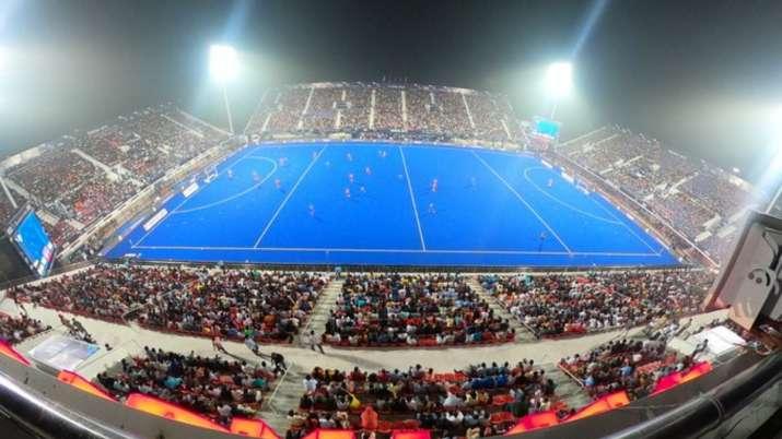 Australian delegation visits Kalinga stadium